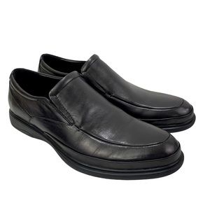Kenneth Cole New York Mid Way Black Slip On Shoes